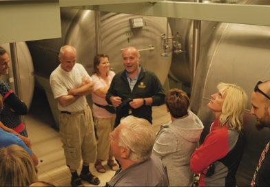 Pivovar Rohozec pořádal ve spolupráci s Ministerstvem pro místní rozvoj den otevřených dveří