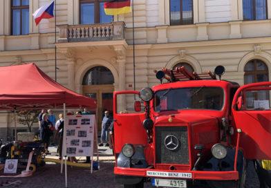 Sousedská slavnost v Mnichově Hradišti přitáhla opět mnoho návštěvníků