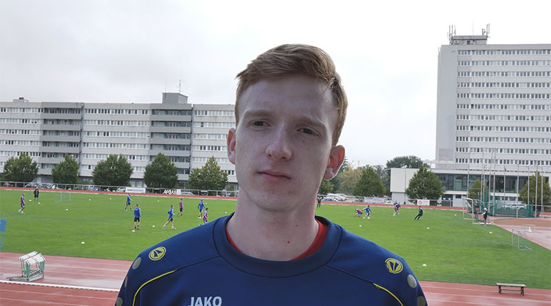 Töpfer je spokojený s uplynulou sezónou a chce opět na mistrovství Evropy