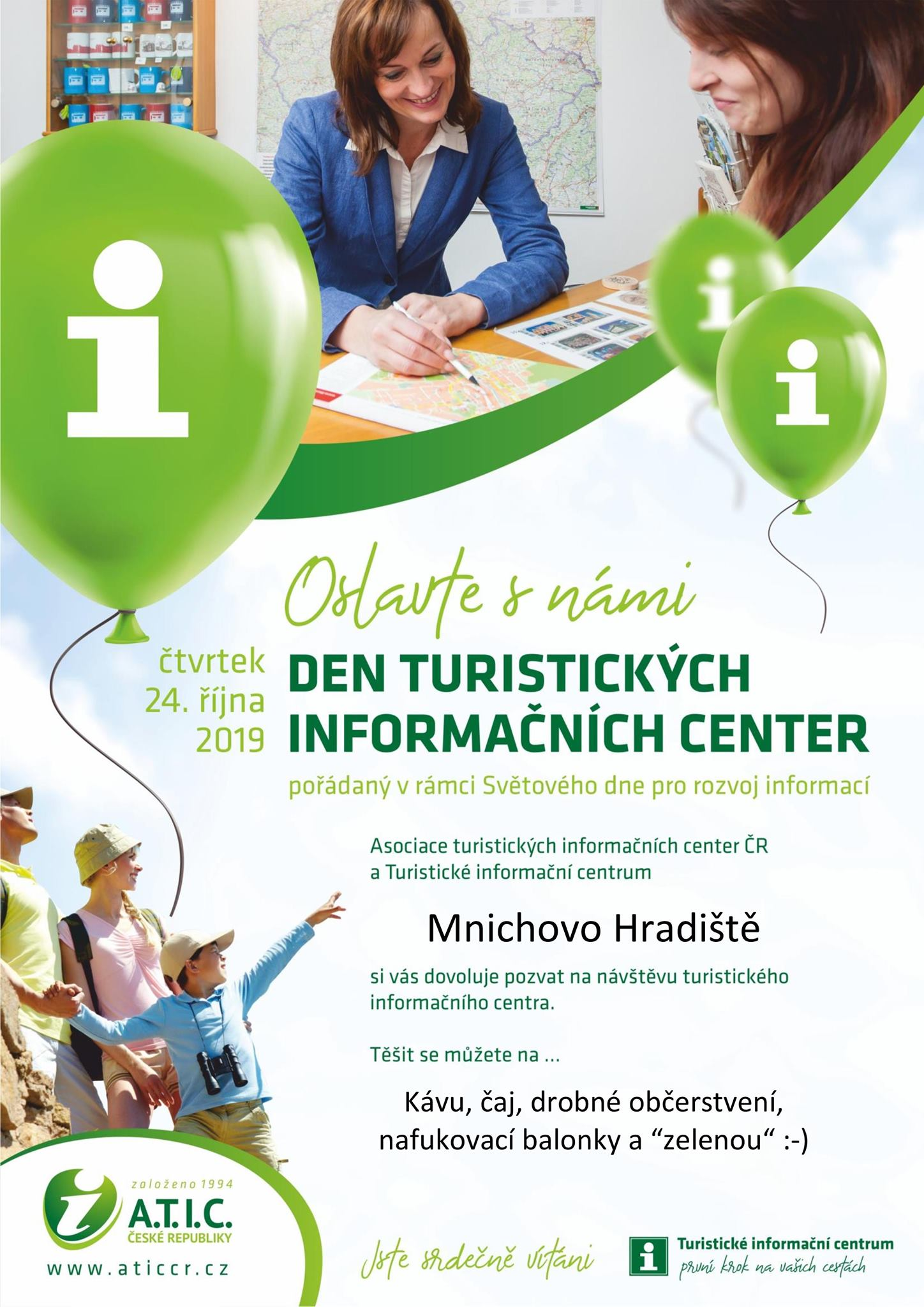 Den turistických informačních center