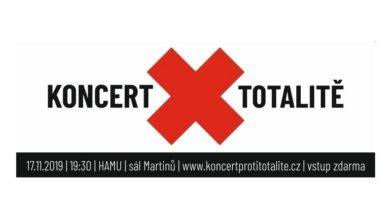 Koncert proti totalitě