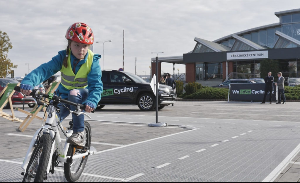 Bezpečný pátek - Na kole bezpečně