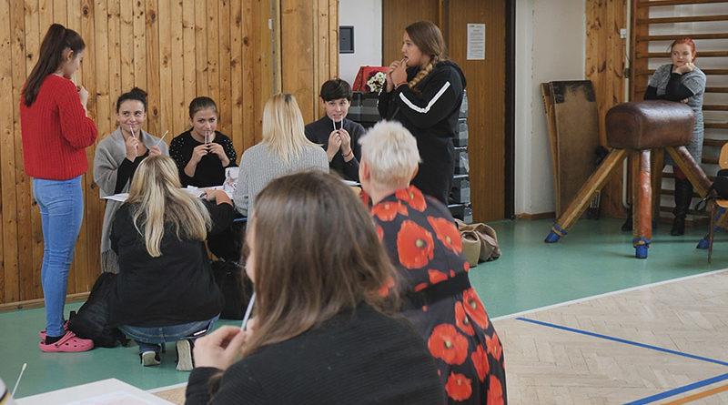 Na SZŠ a VOŠZ MB došlo k náboru dárců dřeně, přihlásil se rekordní počet žáků
