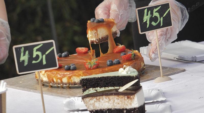 Mnichovo Hradiště se v rámci Restaurant Day otevřelo gurmánům