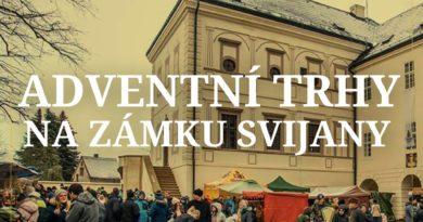 Svijany: Adventní trhy a koncert sboru Carmina