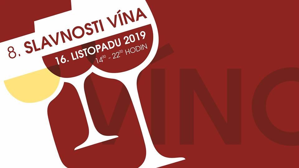 Slavnosti vína 2019