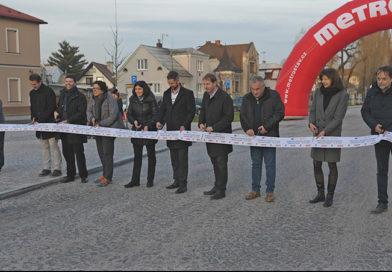Mnichovo Hradiště se dočkalo nového autobusového terminálu