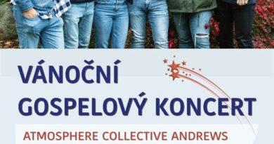 Mladá Boleslav: Vánoční gospelový koncert (Společenský dům Lávka)