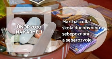 Marthascolla* škola duchovního sebepoznání a seberozvoje