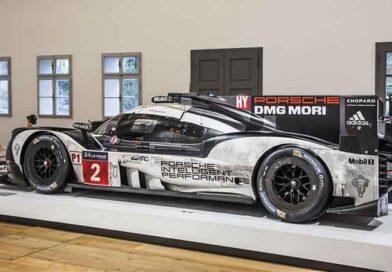 Rodný dům Ferdinanda Porsche otevřel expozici 24 hodin Le Mans