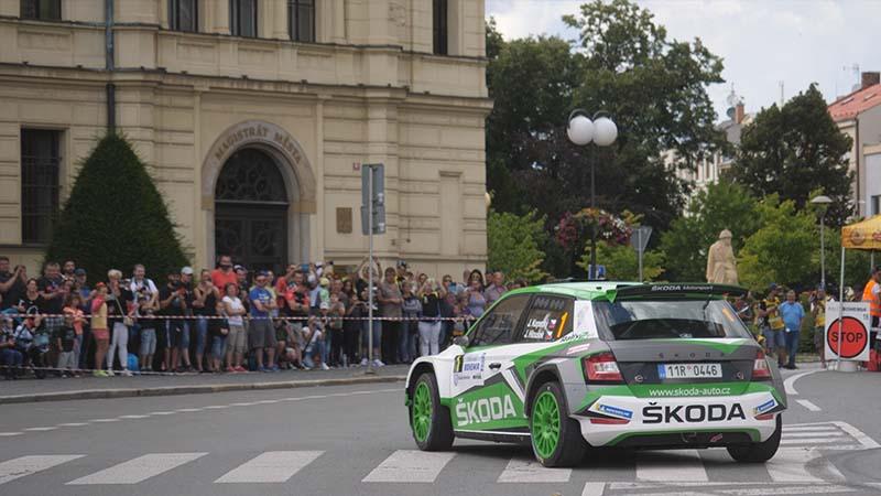 Škoda Motorsport - Jan Kopecký