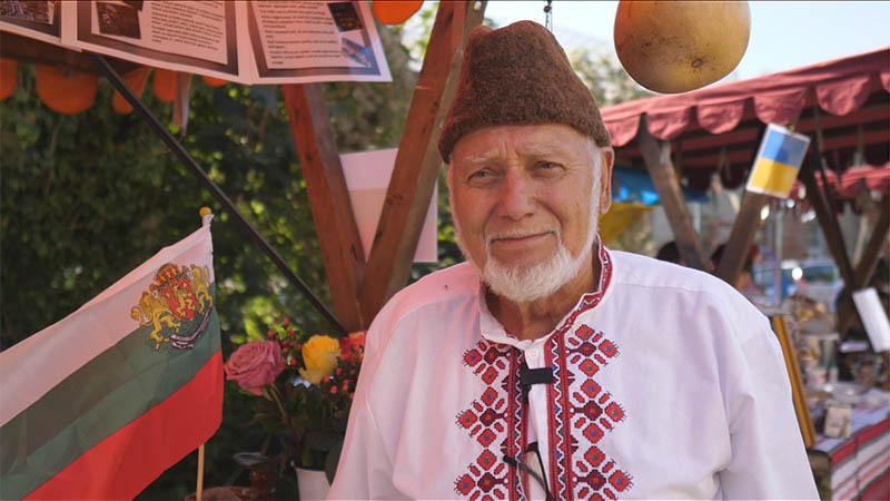 Ljulin Christov, Bulharská menšina