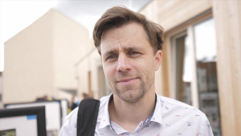 Jakub Chuchlík, bývalý architekt města MH