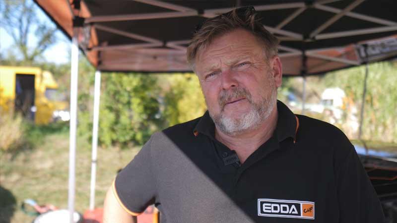 Eduard Patera – Promotér závodů EDDA Cup