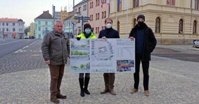 Revitalizace Masarykova náměstí